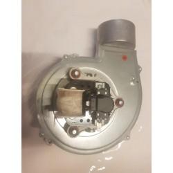 Motor humos aluminio