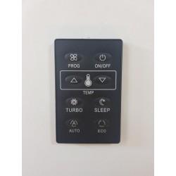 Mando estufa 3 botones duepi